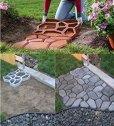 画像4: ★在庫一掃半額以下★【DIY】コンクリートレンガ成型モールド【金型】×2コセット