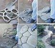 画像2: ★在庫一掃半額以下★【DIY】コンクリートレンガ成型モールド【金型】×2コセット